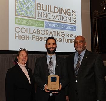 Honor Award Winer -                                                 Chesapeake Bay                                                 Foundation's Brock                                                 Environmental Center